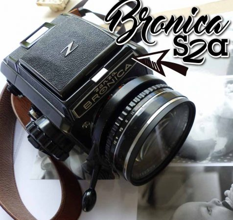Bronica S2a